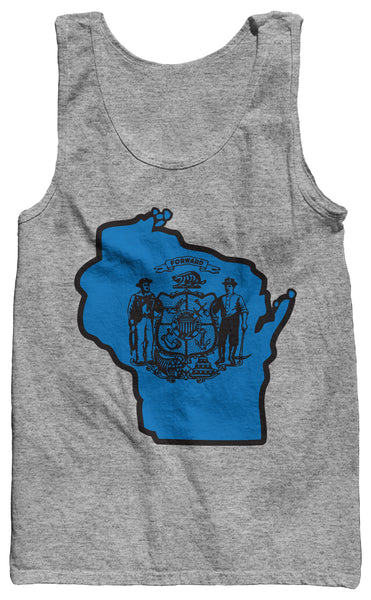 The Wisconsin Tank Top