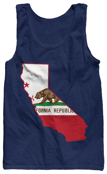 The California Tank Top