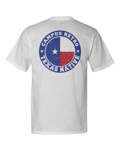 The Texas Native Pocket Tee