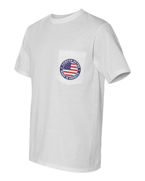 The USA Pocket Tee
