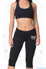 ChiO Cropped Yoga Pant