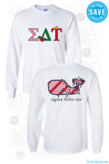 Sig Delt Holiday Long Sleeve