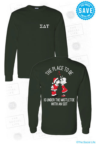 SDT Holiday Long Sleeve
