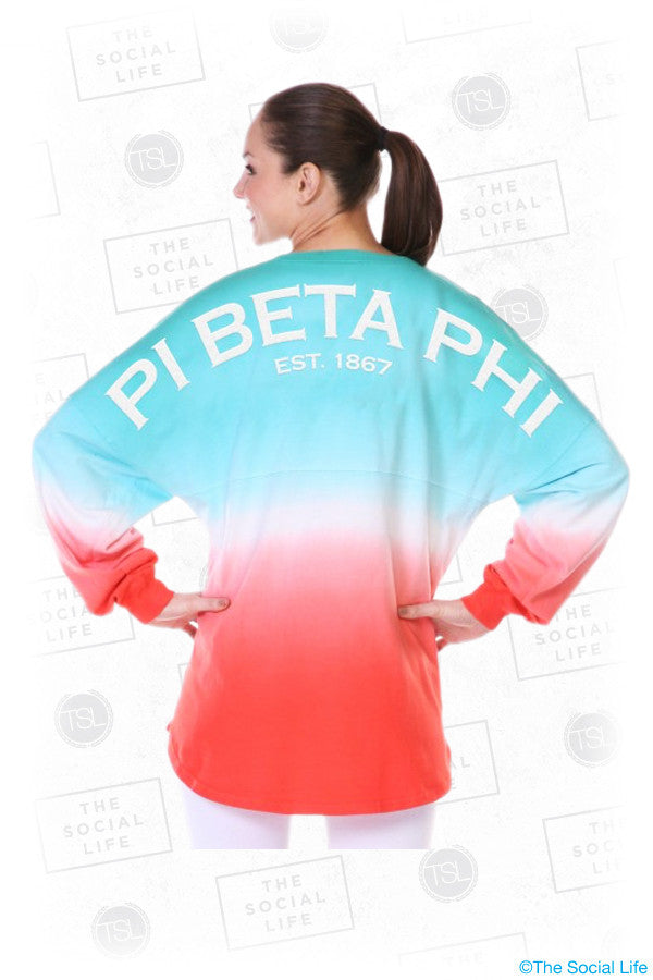 PiPhi Ombre Spirit Jersey