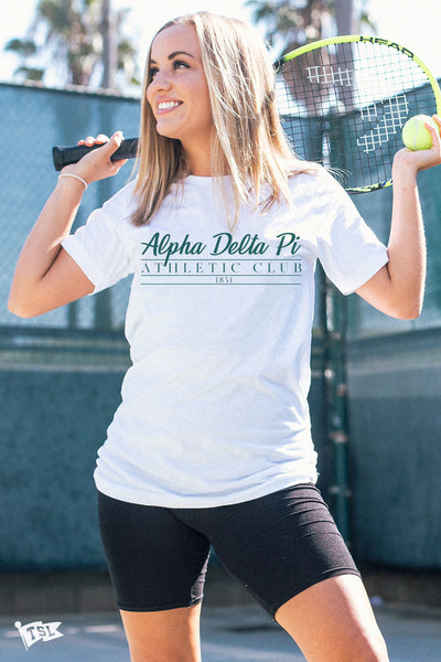 Alpha Delta Pi Club Tee