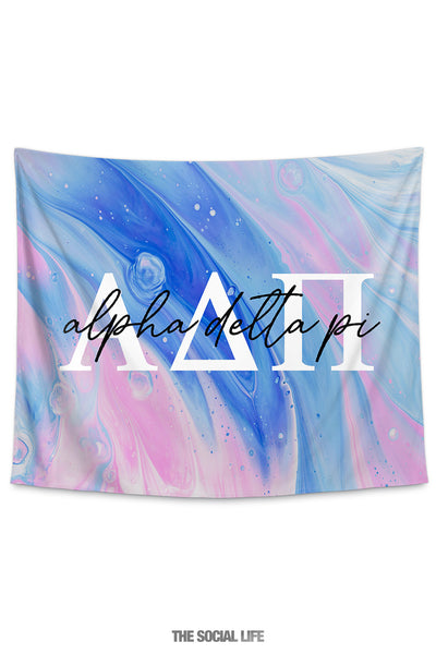 Alpha Delta Pi Essential Tapestry