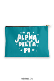 Alpha Delta Pi Pixie Cosmetic Bag