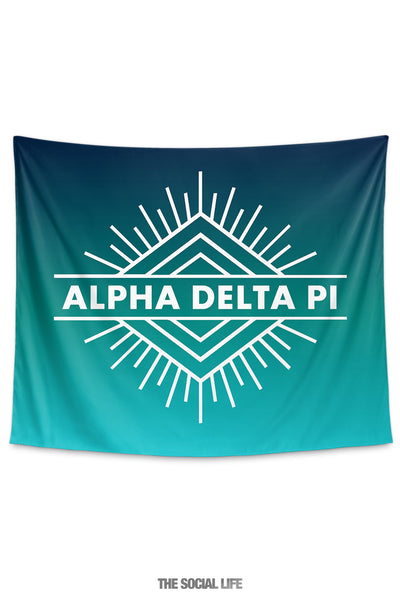 Alpha Delta Pi Twilight Tapestry