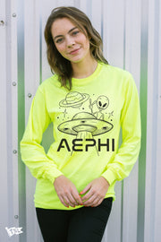 Alpha Epsilon Phi Martian Long Sleeve