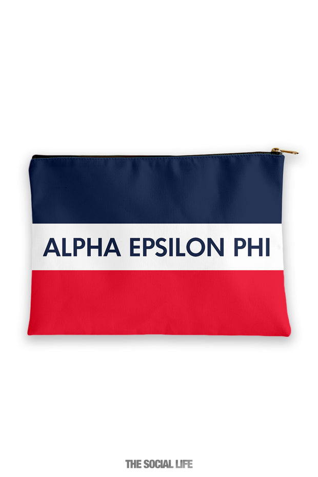 Alpha Epsilon Phi Merci Cosmetic Bag