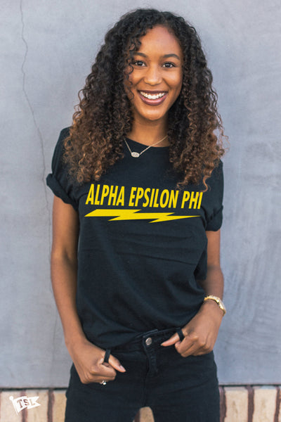 Alpha Epsilon Phi Voltage Tee
