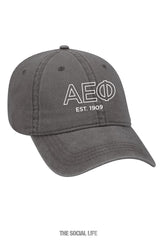 Alpha Epsilon Phi Varsity Dad Hat