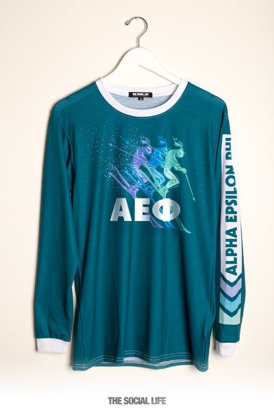 Alpha Epsilon Phi Ski Long Sleeve