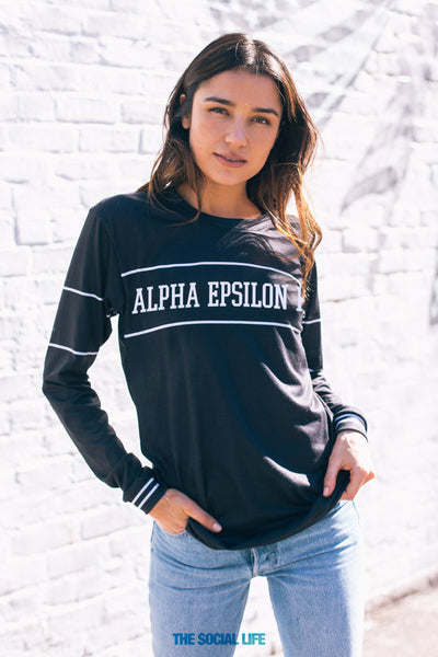 Alpha Epsilon Phi University Long Sleeve