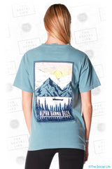 Alpha Gamma Delta Mountaineer Top