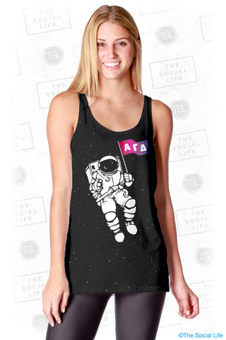 Alpha Gamma Delta Out of this World Tank