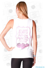 Alpha Gam STATE OF MIND TANK