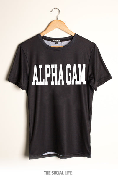 Alpha Gamma Delta Statement Tee