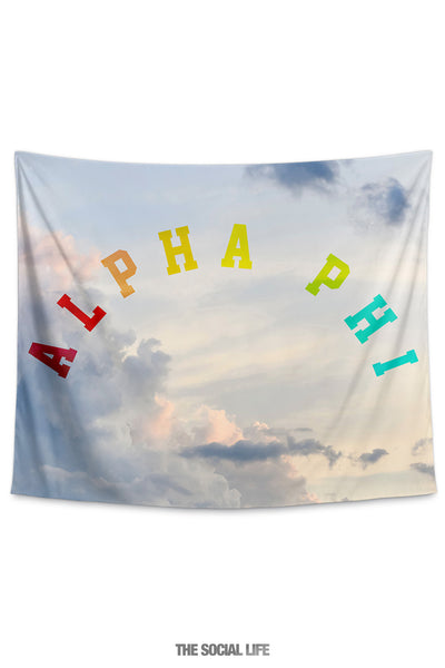 Alpha Phi Dreamy Tapestry