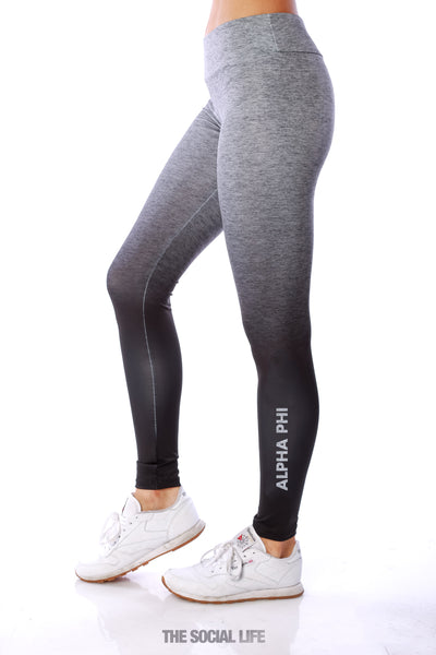 Alpha Phi Shadow Leggings