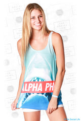 Alpha Phi Sharky Top