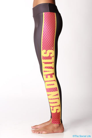 Arizona State Gameday Leggings