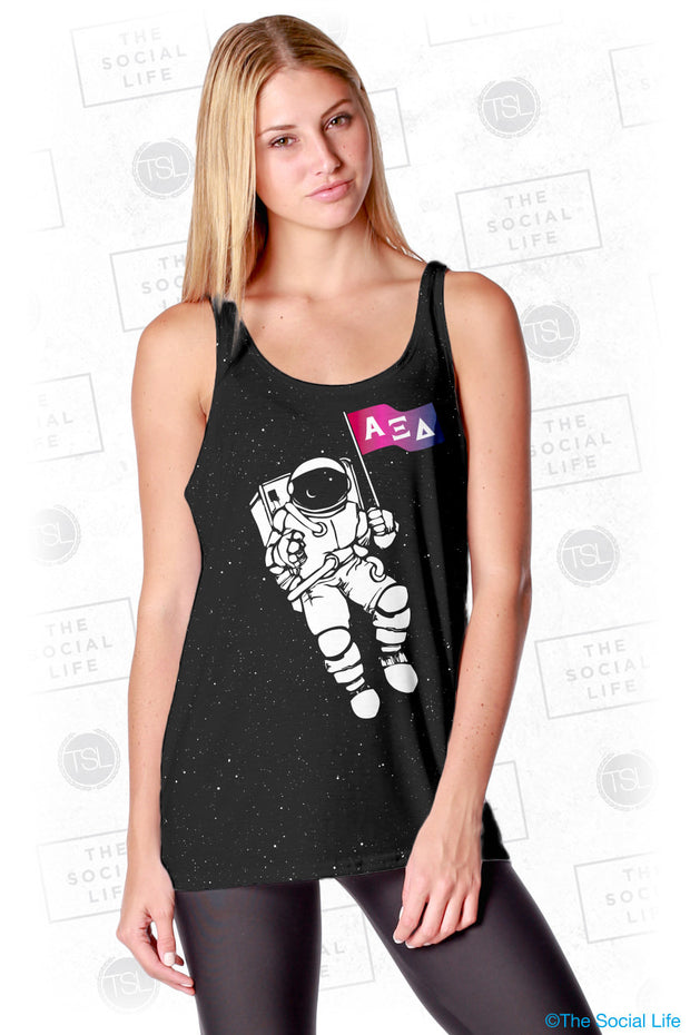 Alpha Xi Delta Out of this World Tank
