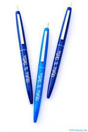 Alpha Xi Delta Pen Pack