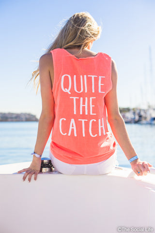 Alpha Chi Quite the Catch Tank