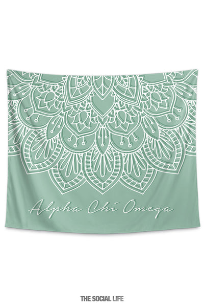 Alpha Chi Omega Collection – The Social Life