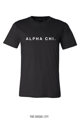 Alpha Chi Omega Everyday Tee