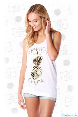 AXO Pineapple Tank