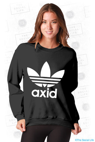 Alpha Xi Delta Athletic Crewneck