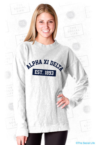 Alpha Xi Delta Herrington Fleece