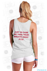 AXiD Take Your Breath Away Tank