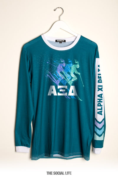 Alpha Xi Delta Ski Long Sleeve