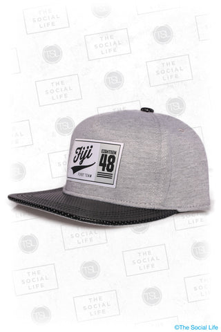 Fiji - Premium Athletic Jersey Hat