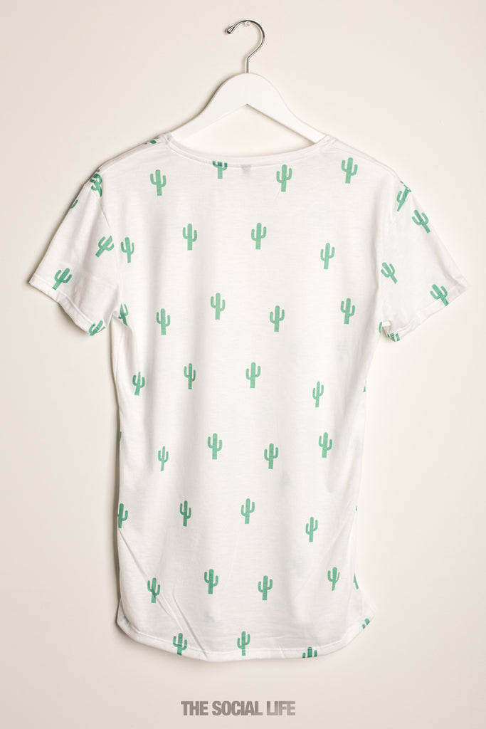 Pi Beta Phi Cactus Scoop Tee