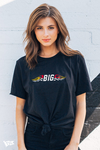 Big's Red Hot Tee