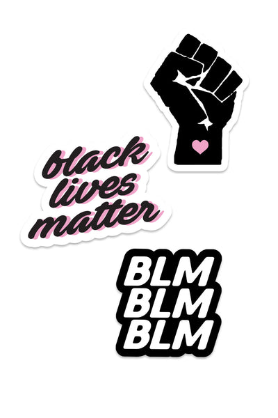 BLM Sticker Pack