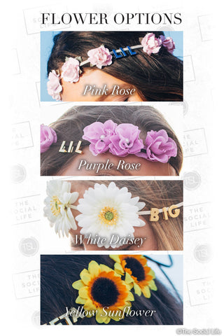 Flower Crown - Lil