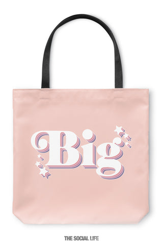 Big Twinkle Tote Bag