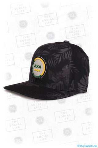 Lambda Chi - Premium Black Hawaiian Hat