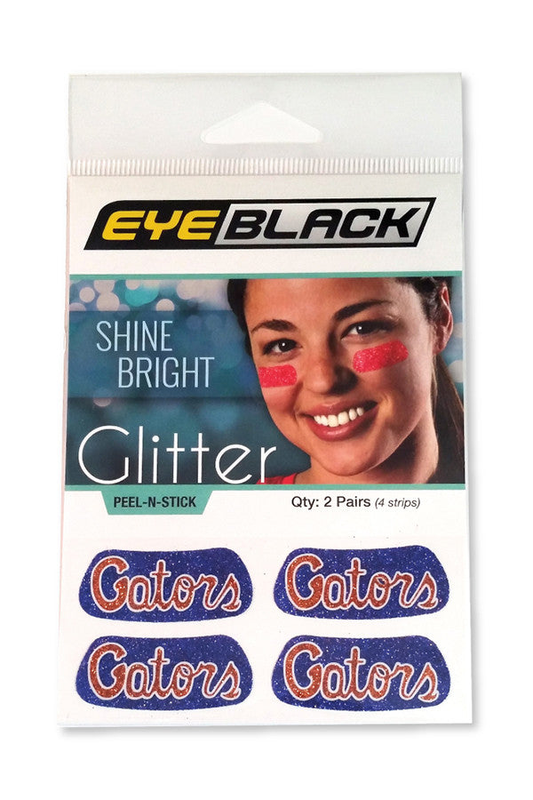 Florida Glitter Eye Black