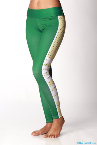 Cal Poly San Luis Obispo Gameday Leggings