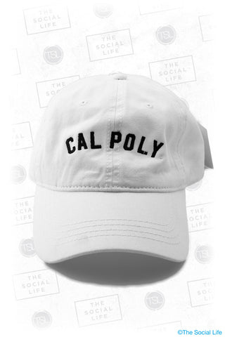 Cal Poly Classic Vintage Cap