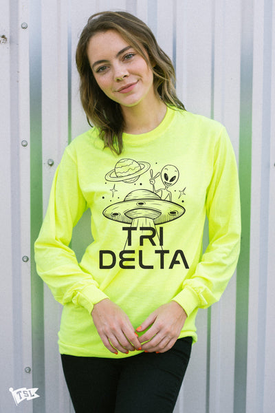 Delta Delta Delta Martian Long Sleeve