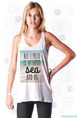 Delta Gamma Vitamin Sea Top