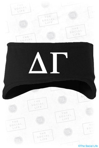Delta Gamma Winter Earwarmer