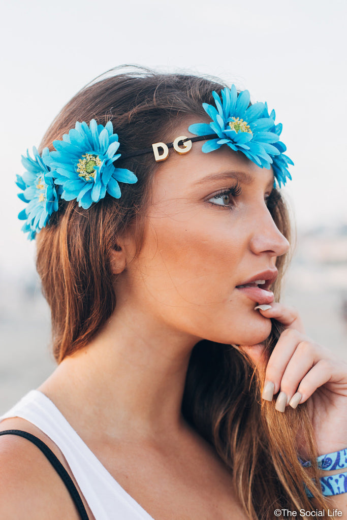 Delta Gamma Flower Crowns